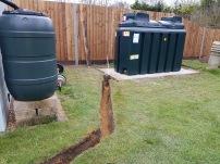 Kerosene Oil Storage Tank CB7 Oil and Gas